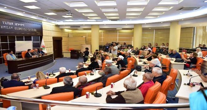 Kepez'de şairler meclisi