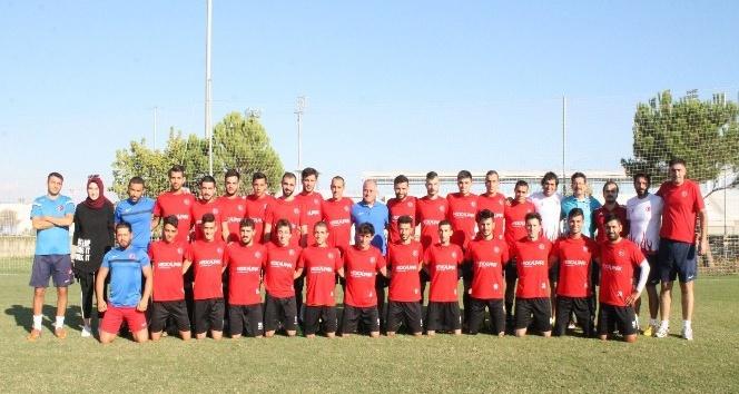 Türkiye işitme Engelliler Milli Futbol Takımı kampa girdi