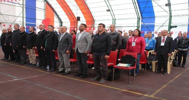 Okul sporları il temsilcileri Trabzon