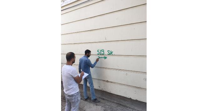 Bulanık Belediyesi,  'Numarataj' çalışmalarına başladı