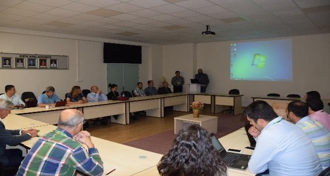 """""""8. Havza Yönetimi Çalıştayı"""" Düzce Üniversitesi'nde gerçekleştirildi"""