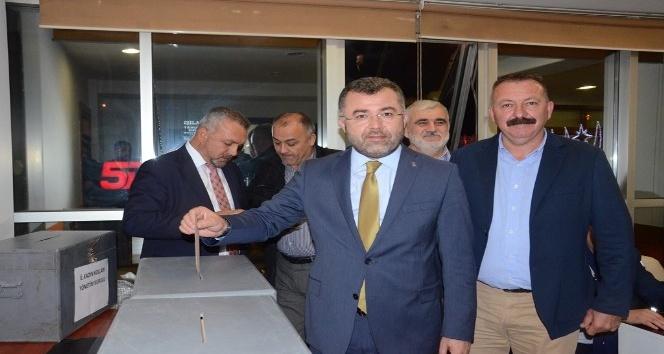 Belediye Başkanlığı için oylar kullanıldı