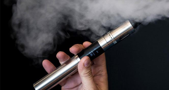 Elektronik sigarada gizli tehlike: Aroma