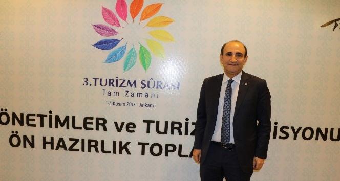 Edebali Turizm Şurası Yerel Yönetimler Komisyonu'nda