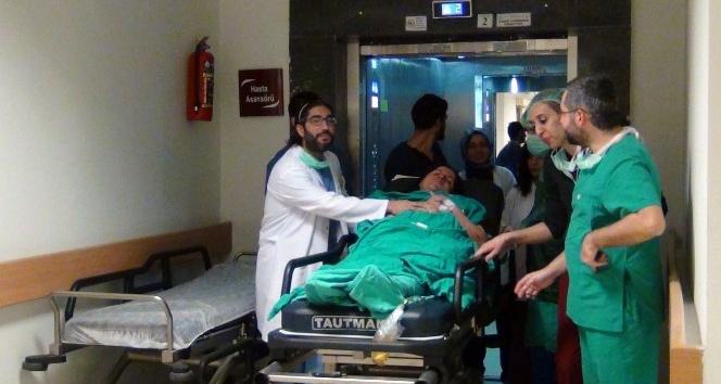Çukurca Devlet Hastanesinde ilk sezaryen