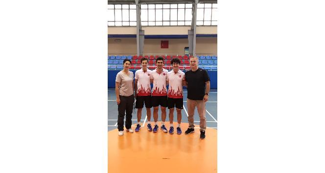 Osmangazili 3 sporcu milli takıma seçildi