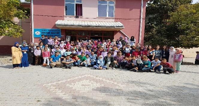 Köy okullarına bilim dersi