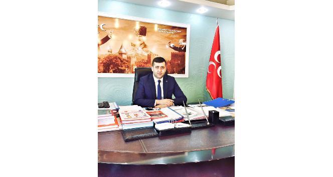 """MHP İl Başkanı Ersoy:""""Kayseri ülkücü hareketin kalesi olarak anılmaya devam edecektir"""""""