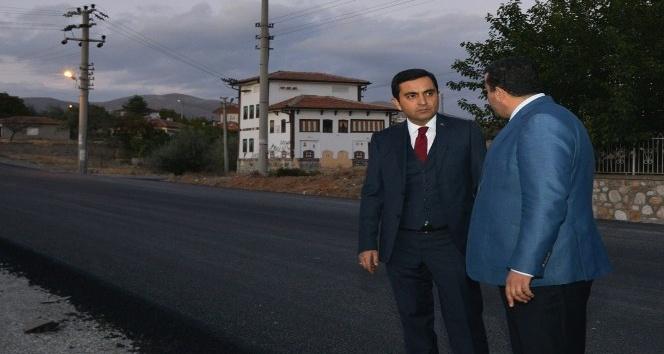 """Belediye Başkanı Bahçeci: """"Derdimiz güçlü Kırşehir"""""""