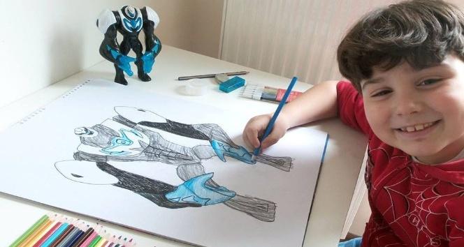 Burhaniye'de çocuklar için resim kursu açılıyor