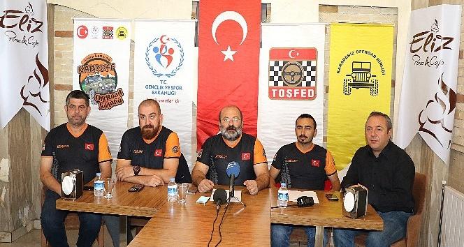 Türkiye Off-Road Şampiyonası'nın 7. ayak yarışları Karabük'te