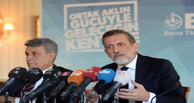Bursa'ya 3'üncü üniversite geliyor