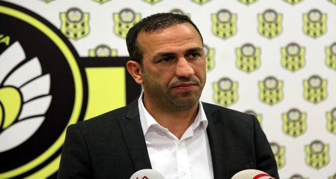 Evkur Yeni Malatyaspor Başkanı Gevrek, eleştirilere cevap verdi