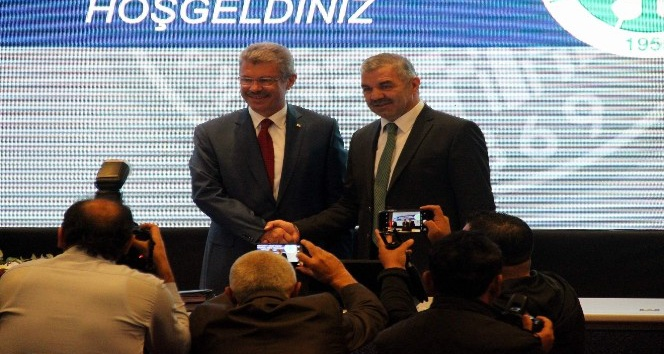 Büyükşehir Belediyesi ile Kayseri Şeker Fabrikası arasında arazi tahsis protokolü imzalandı