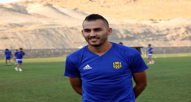 Evkur Yeni Malatyaspor'un milli gururu Khalid Boutaib