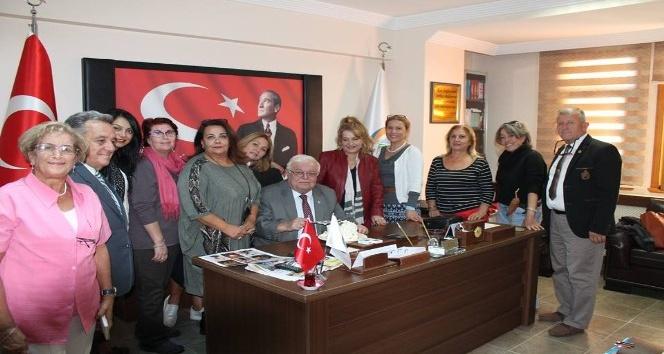 Ege ve Marmara Çevre Belediyeler Birliği 9 yılını kutluyor