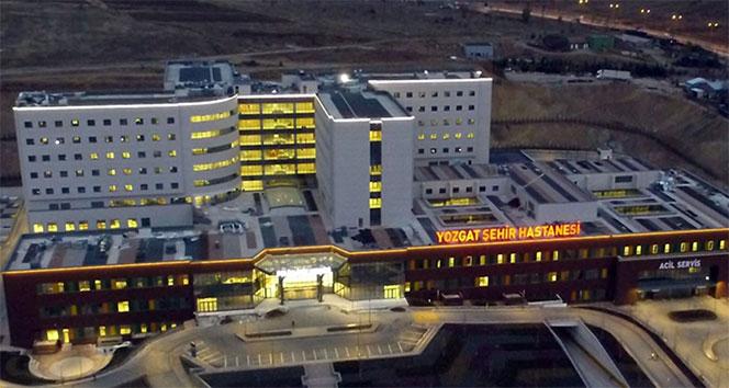 Yozgat Şehir Hastanesi en saygın dijital hastaneler arasına girdi