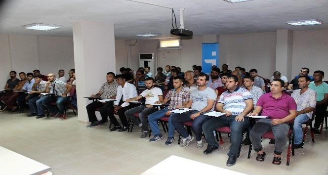 Osmaniye İŞKUR'dan İstanbul'a 30 kişilik istihdam