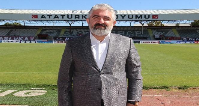 Elazığspor'un borcu yüzünden stadyumun elektriği kesildi