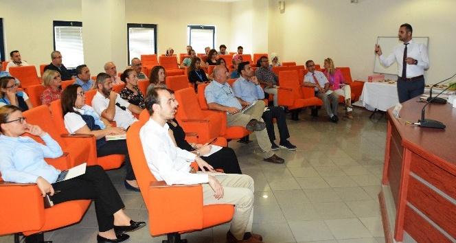 İzmit Belediyesi personeline seminer verildi