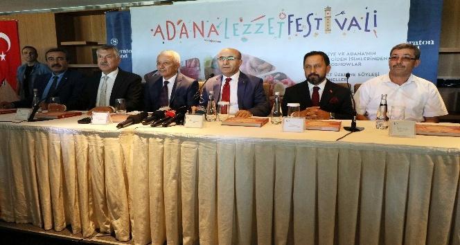 Adana 'Lezzet Festivali'ne hazır