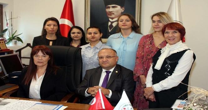 Bursa'da Hayvanları Koruma Günü kutlandı