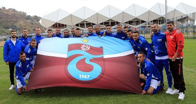 Trabzonspor kapılarını Filistinli futbolculara açtı