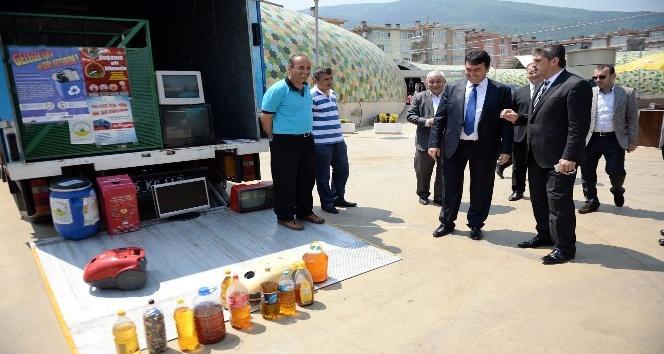 Osmangazi'de temizlik harekâtı