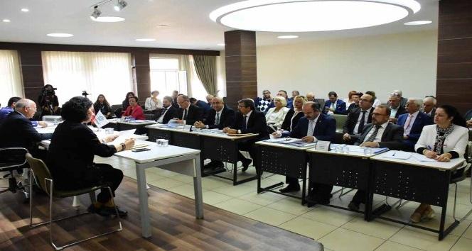 Süleymanpaşa Belediye Meclisi toplandı