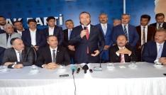 AK Parti Kırıkkalede ikinci Nuh Dağdelen dönemi