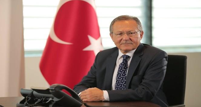 Balıkesir Büyükşehir Belediye Başkanı Uğur'dan