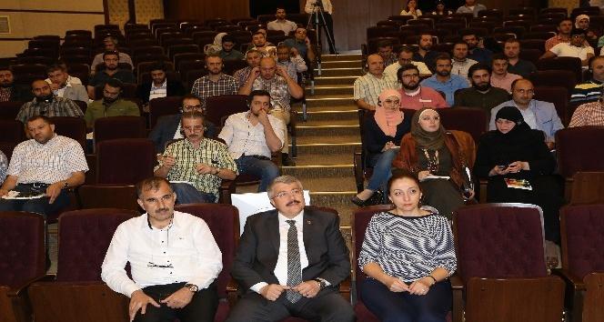 Suriyeli iş adamlarına iş kurma prosedürleri eğitimi