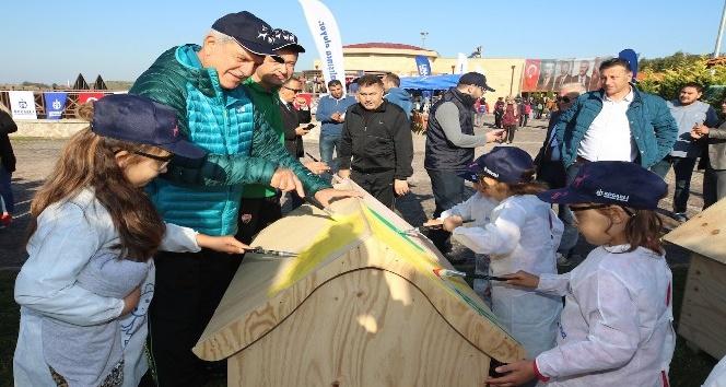 4 Ekim Dünya Hayvanları Koruma Günü, Kocaeli'de kutlandı
