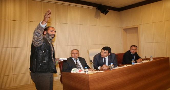 Halk Günü Toplantısı'na İŞKUR alımları damga vurdu!