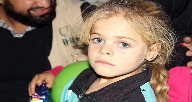 Halep kırsalında 369 yetim sahiplenildi
