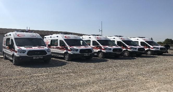 Sağlık ekipleri ihbara 10 dakika içinde müdahale ediyor