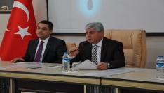 2017 yılının son Koordinasyon Kurulu toplantısı yapıldı