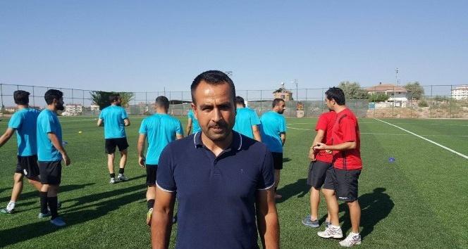 İnönü Üniversitesispor'da Dumlupınarspor maçı hazırlıkları sürüyor