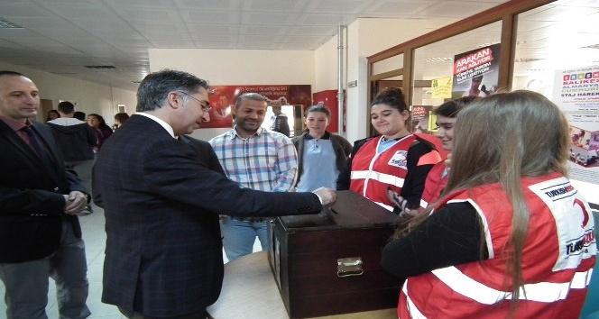 Havran'da BENGİ Projesi ziyaretleri sürüyor