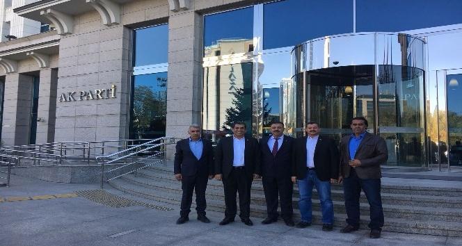 Başkan Atilla'dan Şimşek'e tebrik