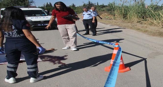 Suriyeli yol ortasında öldürülmüş halde bulundu