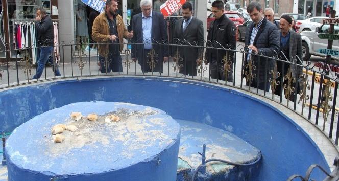 AK Parti Erzurum İl Başkanı Mehmet Emin Öz,  Taşmağazalar esnafını ziyaret etti