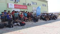 Yaz Gençlik Kampları sona erdi