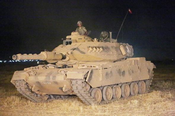 2. Ordu Komutanı sınırda incelemelerde bulundu