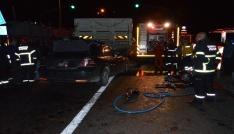 Kırıkkalede trafik kazası: 2 ölü