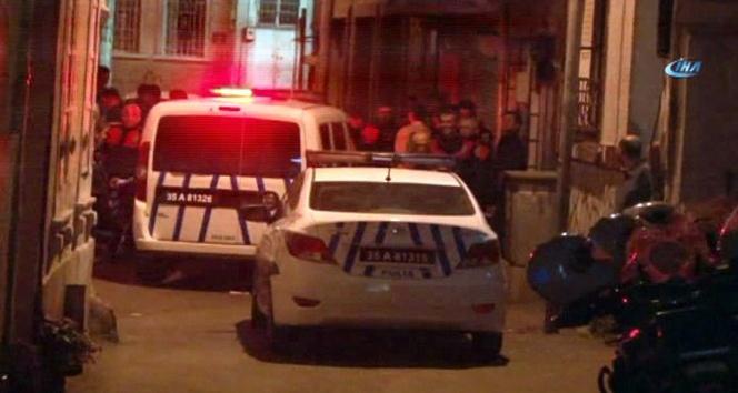 İzmir'de gaz sıkışması nedeniyle patlama: 1 yaralı