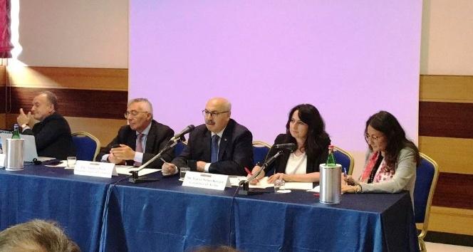Vali Köşger İtalya'da Stratejik Ortaklık toplantısına katıldı
