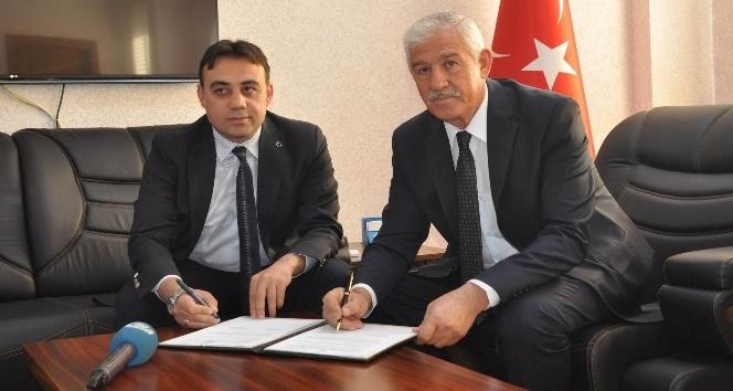 İl Milli Eğitim Müdürlüğü ile ORAN arasında protokol imzalandı