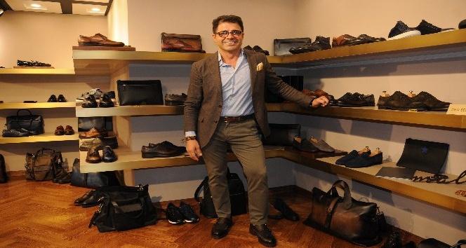 Ayakkabıda yeni koleksiyonlar kokteyle tanıtıldı