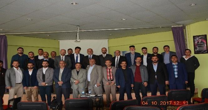 Horasan'da Camiler ve Din Görevlileri Haftası kutlandı